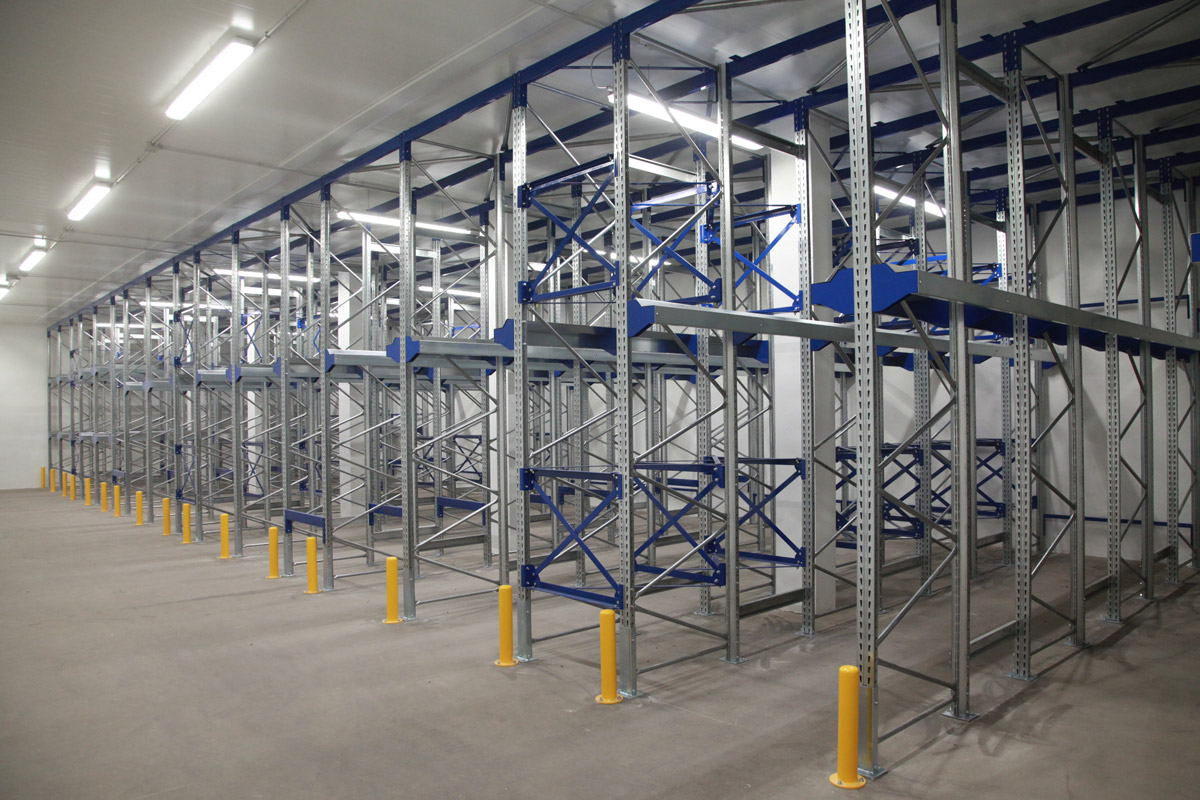 Drive In Scaffalature.Modular Pallet Racking Drive In Cbs Scaffalature
